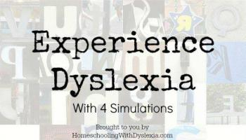 Dyslexia and writing