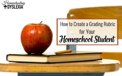 Grading Rubrics for Homeschoolers + Free Rubric Template Download
