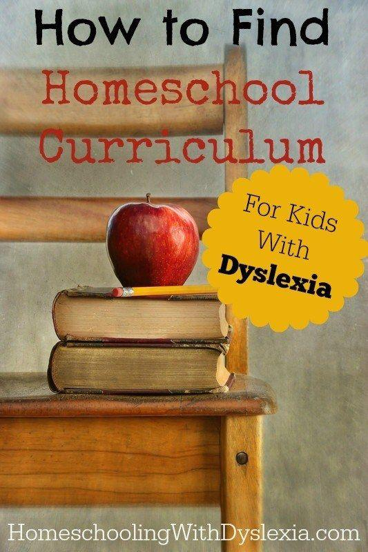 One of the main reasons why many parents choose to homeschool their dyslexic kids is because the methods used at school just weren't working. This post will walk you through how to find a good homeschool curriculum for your dyslexic kids.