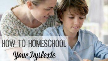 How can I ask for extra time for homework because of dyslexia?