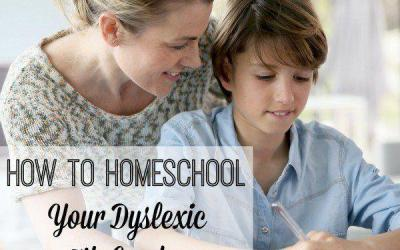 How to Homeschool Your Dyslexic 7th Grader