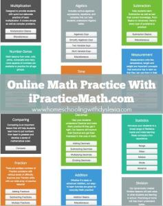 iPracticeMath for Online Math Practice