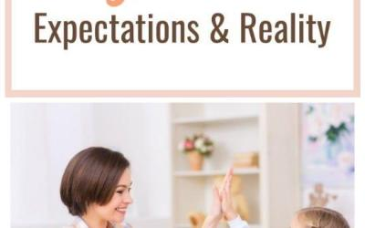 Parenting a Child With Dyslexia:  Expectations & Reality
