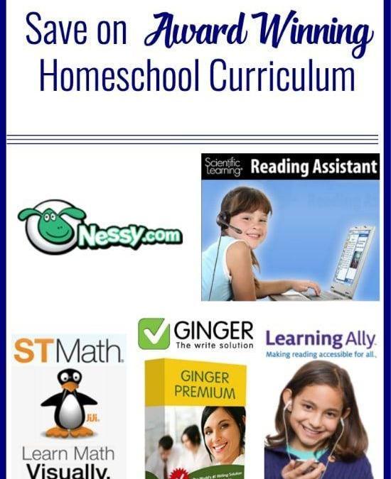 Best Deals on Dyslexia-Friendly Homeschool Curriculum