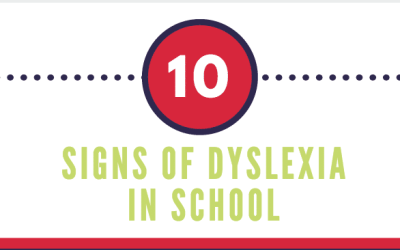 Signs of Dyslexia in Children