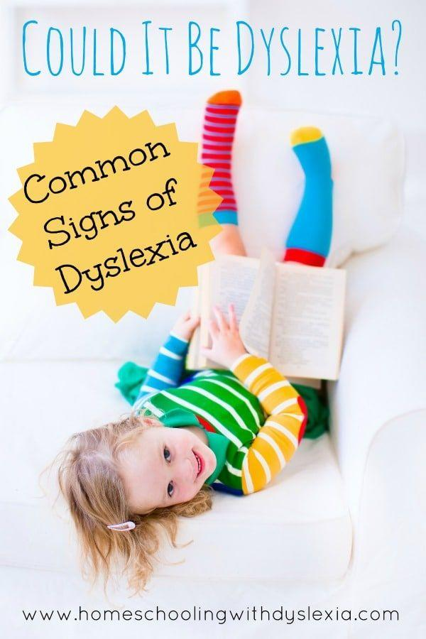 If you know little about dyslexia, you may be wondering, how to know if someone is dyslexic or not. There are quite a few signs of dyslexia that are easy to observe.