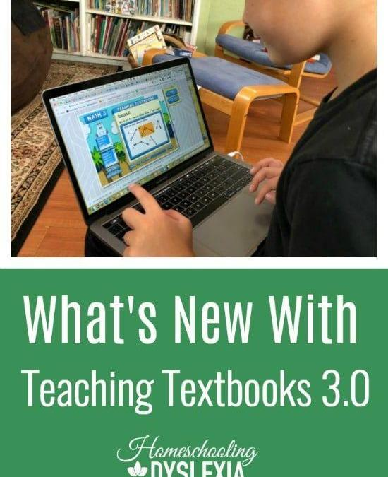 Teaching Textbooks 3.0 Review + Giveaway!