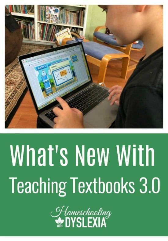 Teaching Textbooks 3.0