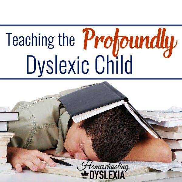 Every child with dyslexia is unique. There is no one profile of strengths and weaknesses that typifies every person with dyslexia.