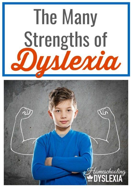 People with dyslexia have many unique strengths