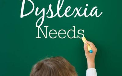 What Every Child With Dyslexia Needs