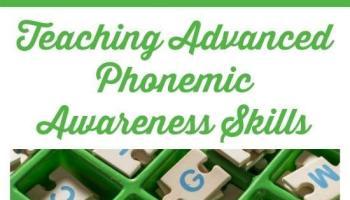 how teaching advanced phonemic awareness boosts reading fluency
