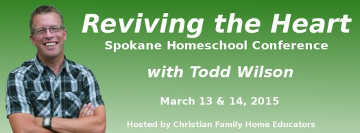 CFHE's 21st Annual Homeschool Conference