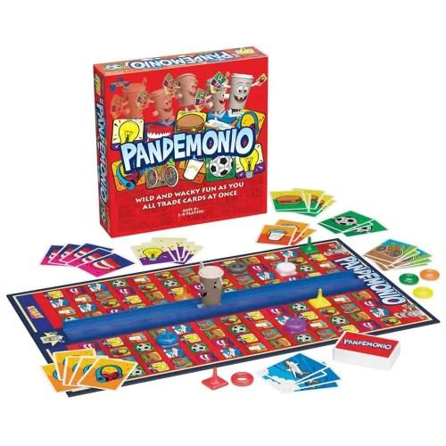Pandemonio Game - board games 8 year olds