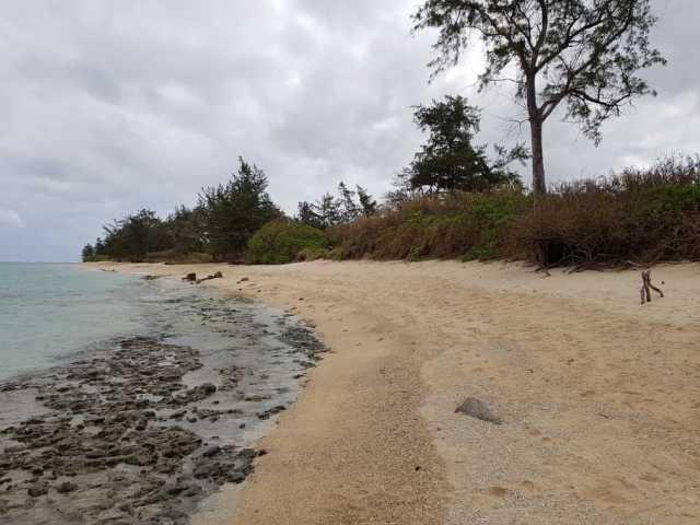 Tamassa Resort, Mauritius secluded beach