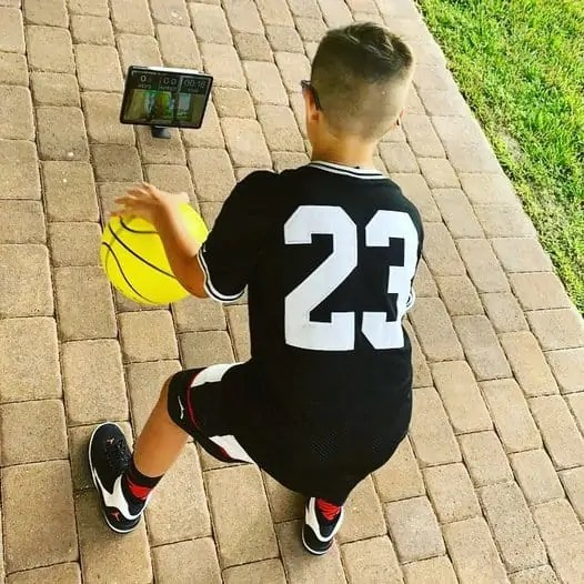 Dribble Up Smart Basketball