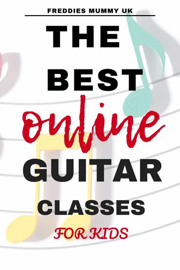 The best online guitar calasses for kids#guitar #onlineguitar