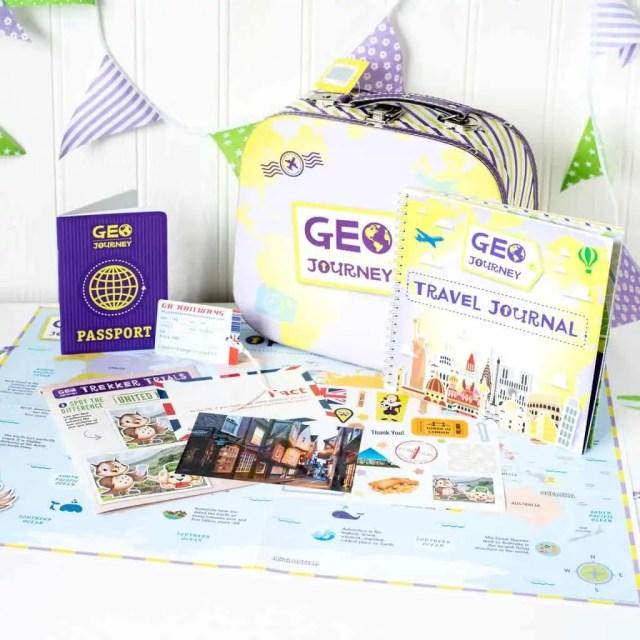 Geo Journey Subscription box