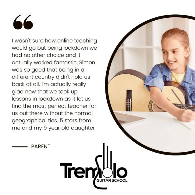Tremolo Guitar School Reviews