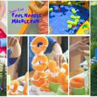20 Ways to Play and Learn with Pool Noodles