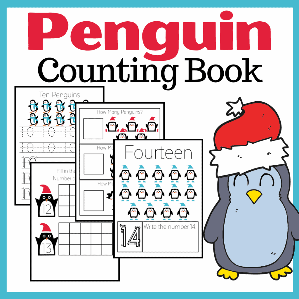 Counting Penguins Book