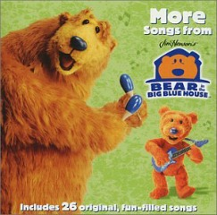 MUSIC REVIEW: More Songs from Bear in the Big Blue House