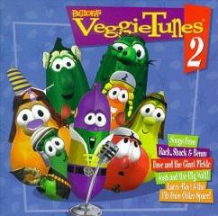MUSIC REVIEW: Veggie Tunes 2