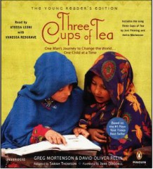 BOOK REVIEW: Three Cups of Tea: Young Reader's Edition