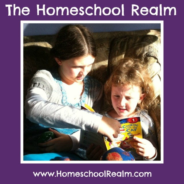 Homeschool Realm logo