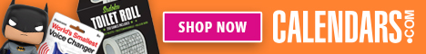 Shop Stocking Stuffers on Calendars.com