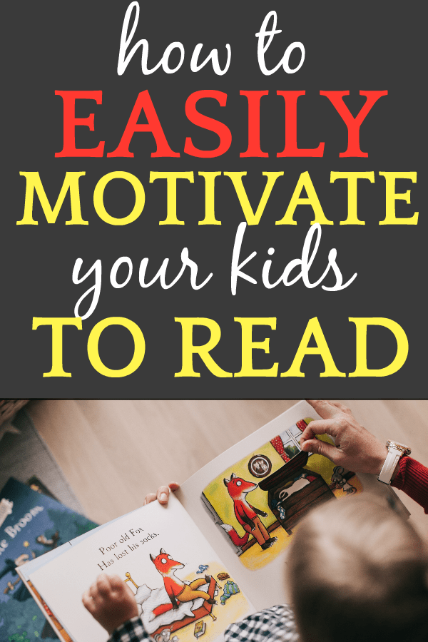 How To Read: Motivate Your Child to Love Reading: small child reading a book