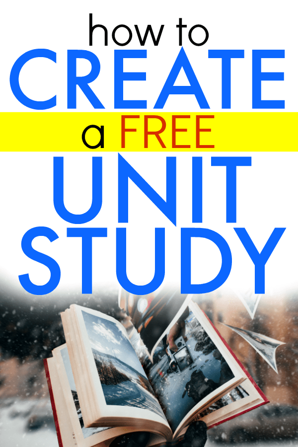 How to Create Free Unit Themes Studies