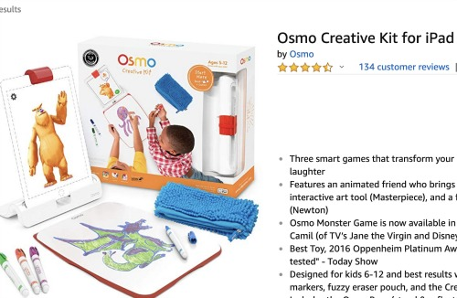 Osmo Creative Kit Review
