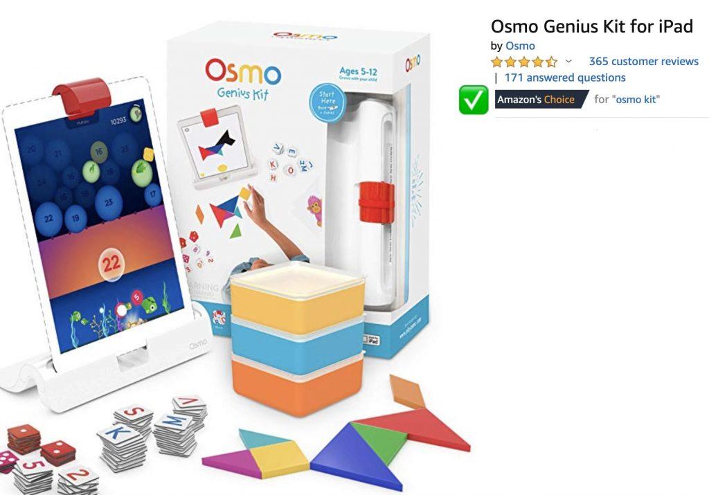 Osmo Genius Kit Review: Amazon's Choice