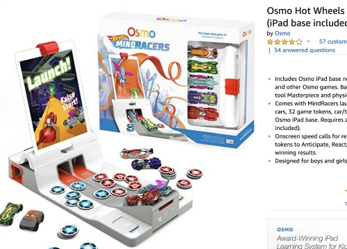 Osmo Hot Wheels MindRacers Kit Review