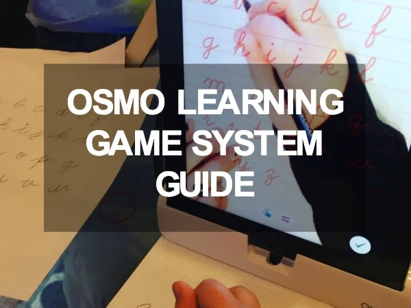 Ultimate Osmo Learning Game System Guide-[UPDATED] 2019 Reviews, Comparisons, Recommendations