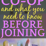 What is a homeschool co-op and what you MUST know BEFORE joining?