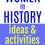 Creative Women's History Month Projects for Kids
