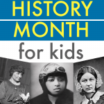 Women's History Month for Kids Books