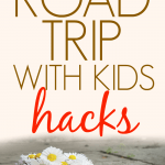 Road Trip With Kids Hacks