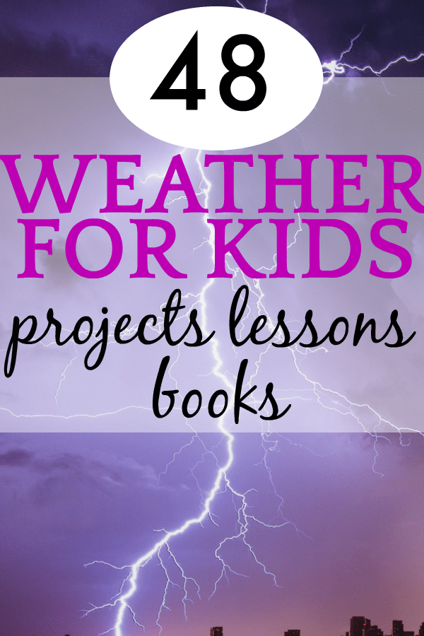 Weather for Kids Facts and Lessons.