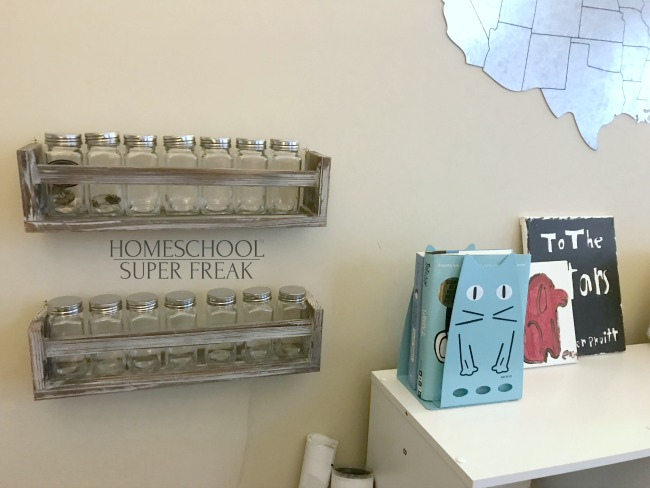 Classroom Makeover Homeschool Room Ideas for Decluttering and Organizing Collections