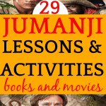 characters from the Jumani movies