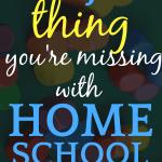 Flexible Homeschool Schedule: The MAJOR Homeschool Advantage You're Forgetting
