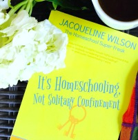 It's Homeschooling Not Solitary Confinement Homeschool Book
