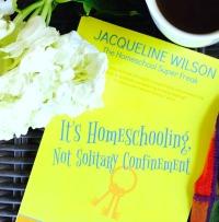 It's Homeschooling Not Solitary Confinement Homeschool Book