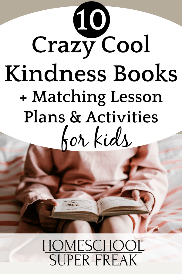 Kindness Acts with Be Kind Books and Matching Lesson Plans