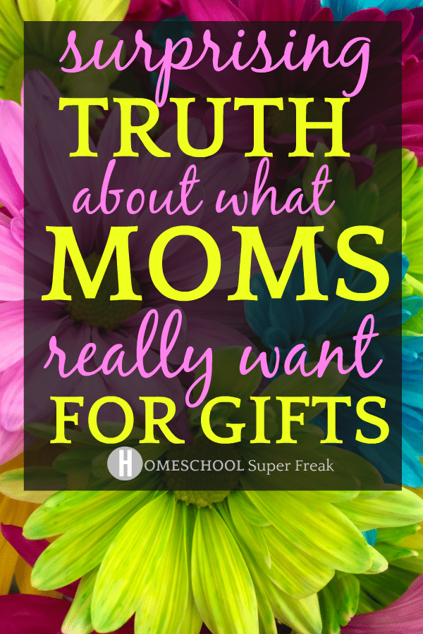 MOTHER'S DAY IDEAS FOR MOM