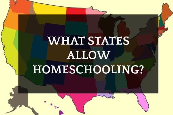 What States Allow Homeschooling?