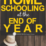 Can You Start Homeschooling at the End of the Year?